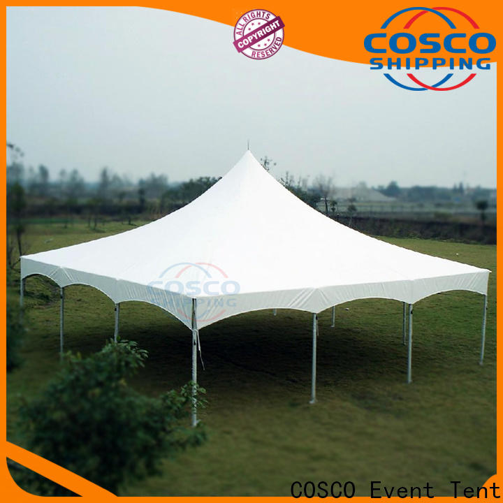COSCO outdoor canvas frame tents in-green anti-mosquito