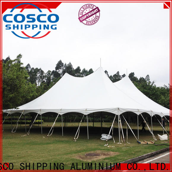 COSCO inexpensive truck tents popular for engineering