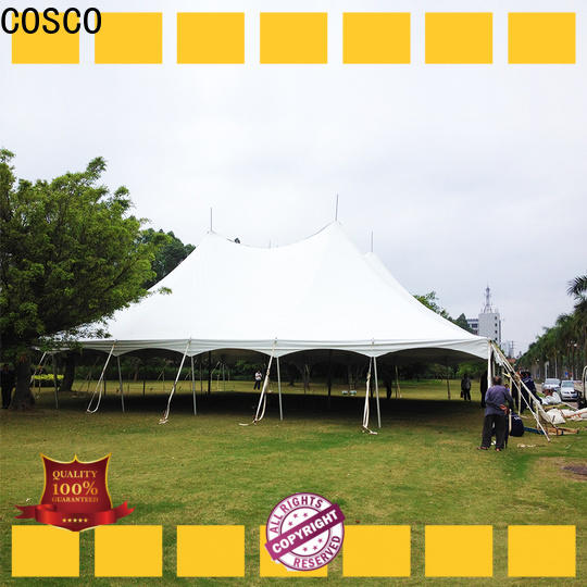 COSCO instant tent China for holiday