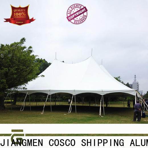COSCO first-rate canvas tents in-green for camping