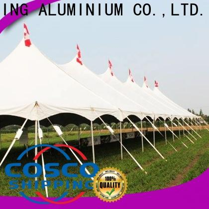 COSCO peg 8 man tent China grassland