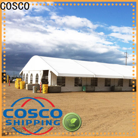 COSCO modular aluminum tent factory rain-proof