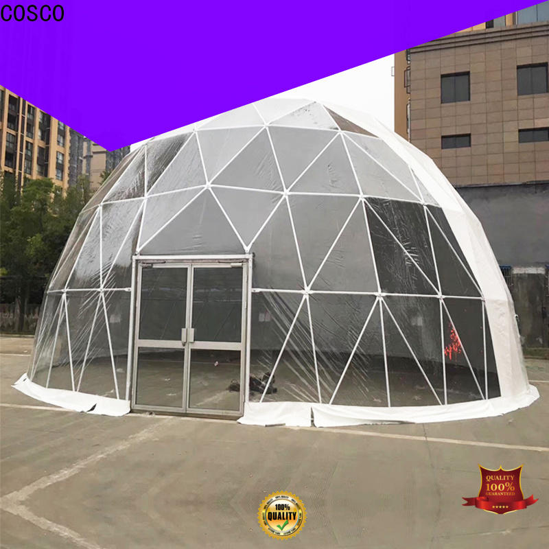 structure dome tents for sale diamrter supplier dustproof