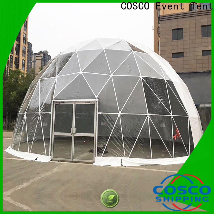 arcum dome tents for sale diamrter factory for camping