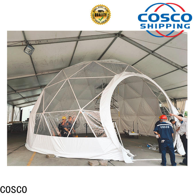 arcum dome tents for sale available long-term-use for disaster Relief