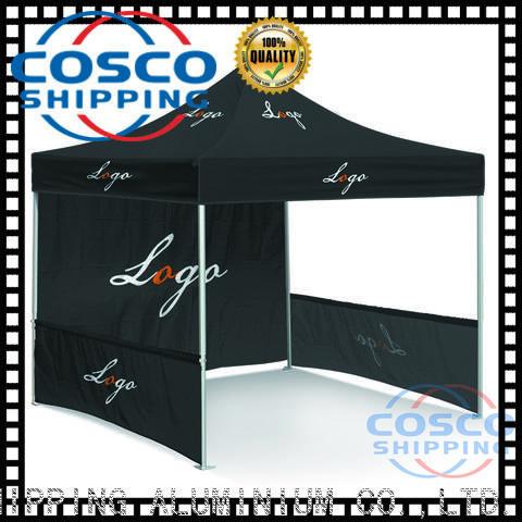 COSCO aluminum geodesic dome tents wholesale rain-proof