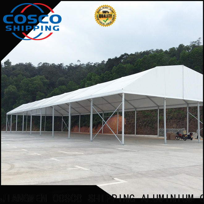 COSCO sale outdoor party tents  manufacturer