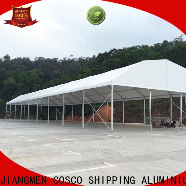 COSCO effective tent rental supply snow-prevention