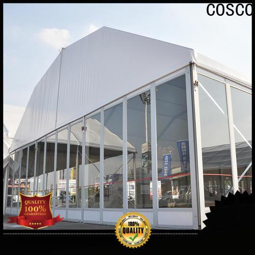 COSCO exquisite tent sales vendor factory