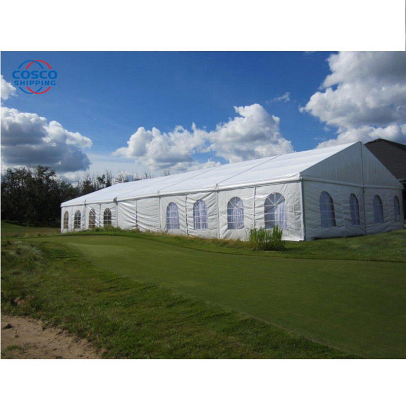 Clear span tent, your best choice