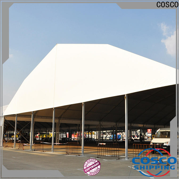 COSCO walls large party tents producer anti-mosquito