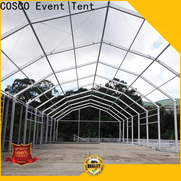 COSCO quality pole tent supplier for party