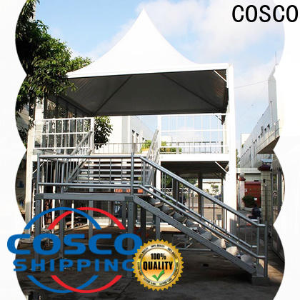 COSCO structure tents for sale price foradvertising