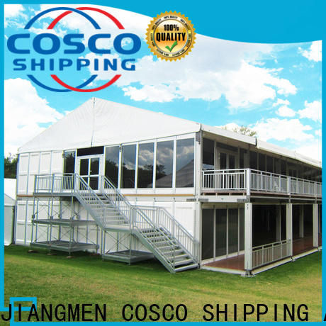 COSCO pagoda party tent for sale marketing for engineering