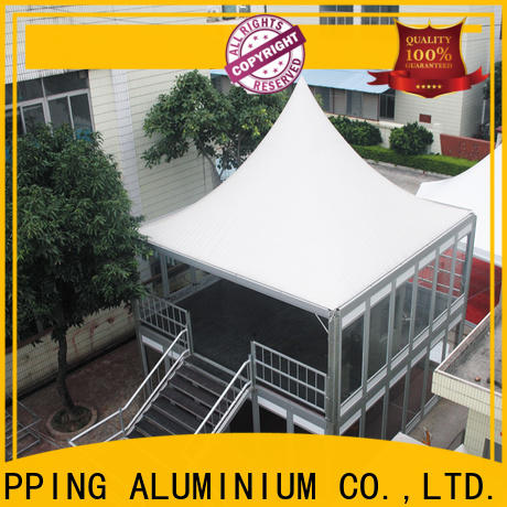 COSCO aluminium used tents for sale owner grassland