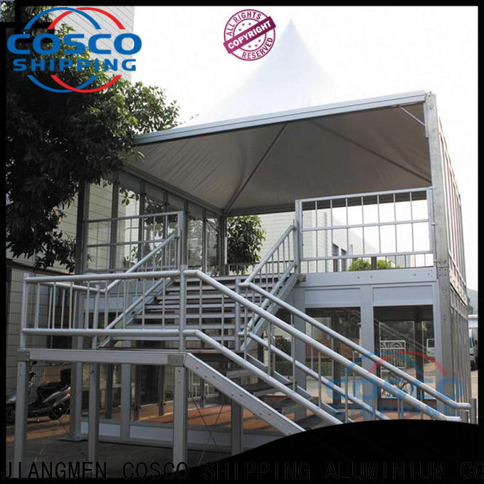 COSCO double event tents for sale type rain-proof