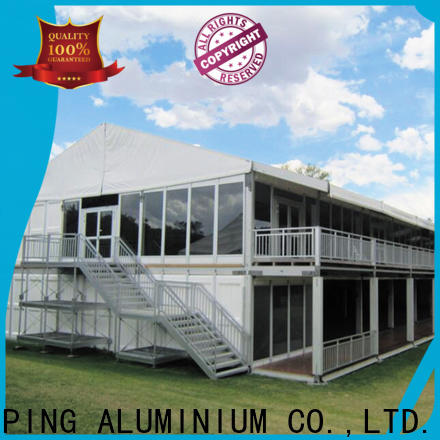 commercial hanging tent story supplier for disaster Relief