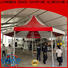 highest outdoor canopy tent peak factory Sandy land