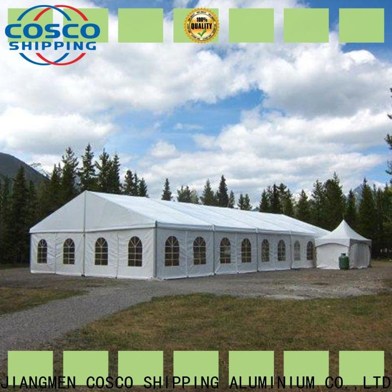 COSCO marquee frame tents for sale for camping