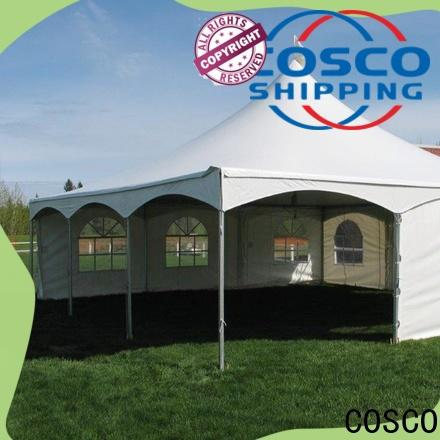 COSCO wall tents snow-prevention