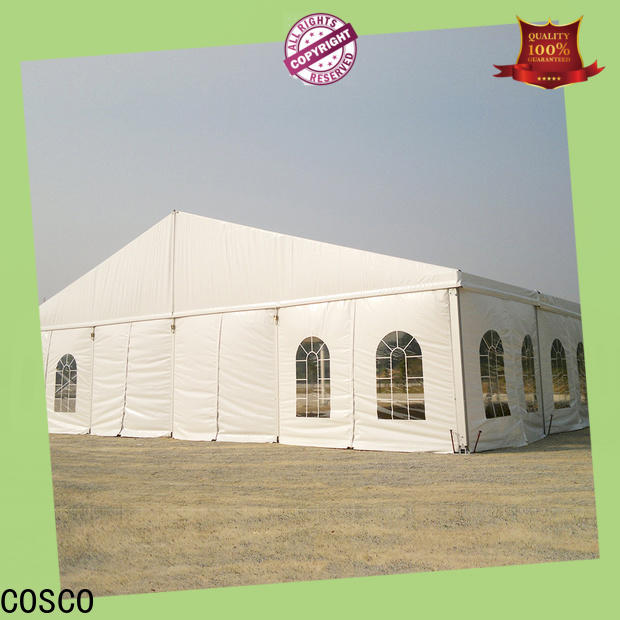 COSCO big tent manufacturers for sale grassland