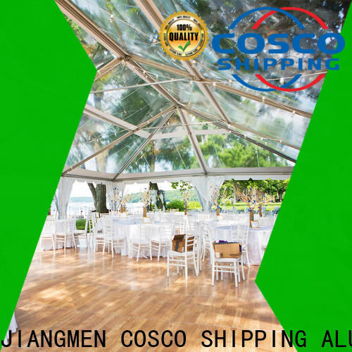 COSCO 40x60m party tents for sale foradvertising