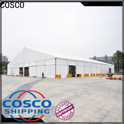 COSCO aluminium commercial party tents for sale for holiday