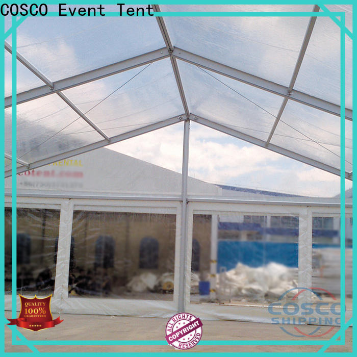 COSCO big tent buildings for sale for engineering