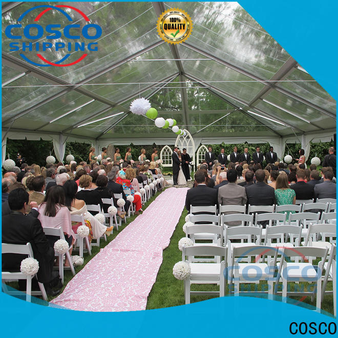 COSCO exquisite frame tents for sale rain-proof