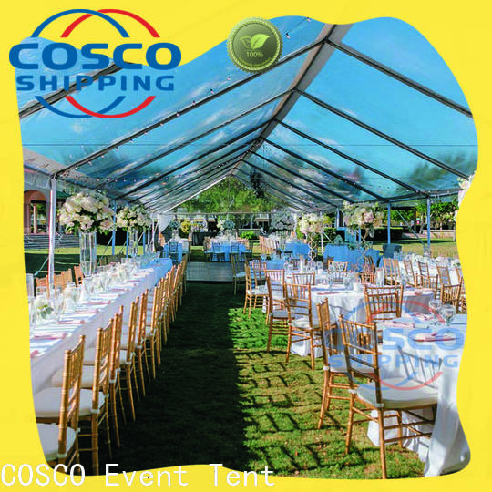 COSCO event temporary tent supplier