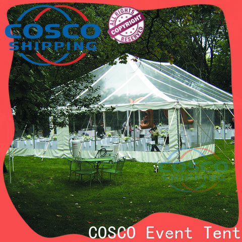 COSCO high peak party tent for camping
