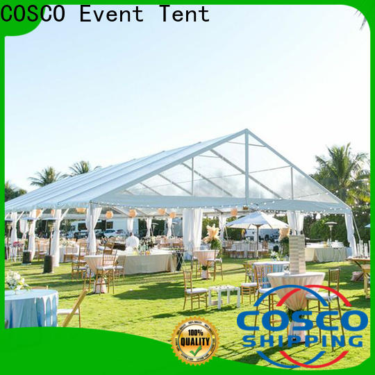 COSCO 40x60m frame tents for sale cost for camping