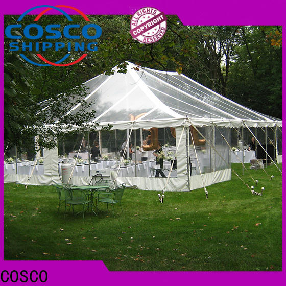COSCO wedding wedding tents for sale owner for engineering