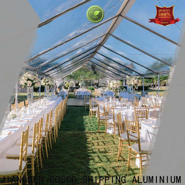 COSCO 5x12m party tents for rent for sale grassland