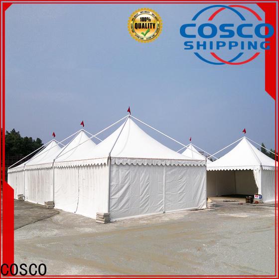 COSCO aluminium cheap gazebo China dustproof