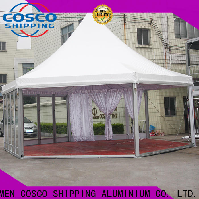 COSCO 5x5m pop up gazebo with sides China