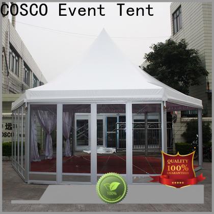 COSCO gazebo canopy vendor snow-prevention