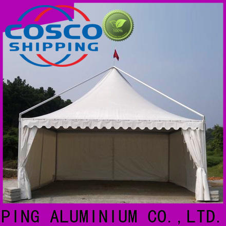 outdoor large gazebo tent long-term-use snow-prevention