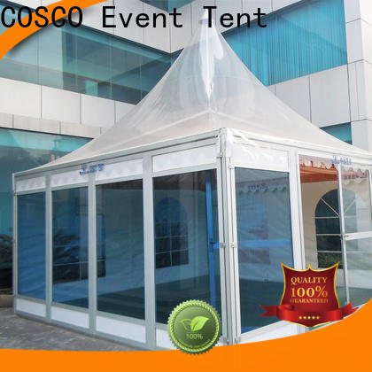 distinguished screened gazebo party widely-use snow-prevention