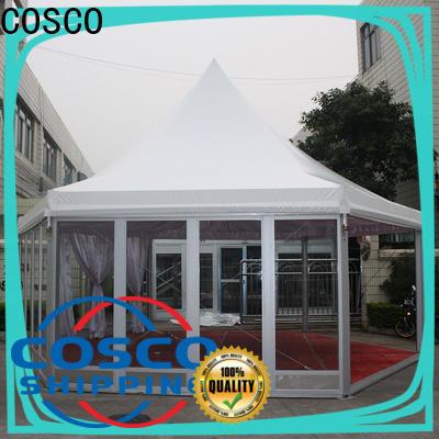 COSCO curved vendor Sandy land