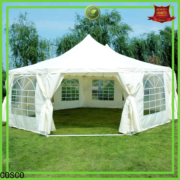 COSCO first-rate patio gazebo widely-use rain-proof
