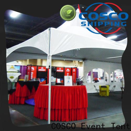 COSCO 5x5m gazebo tent long-term-use pest control
