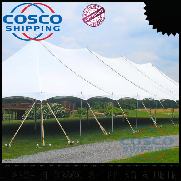 COSCO outdoor steel gazebo long-term-use for engineering