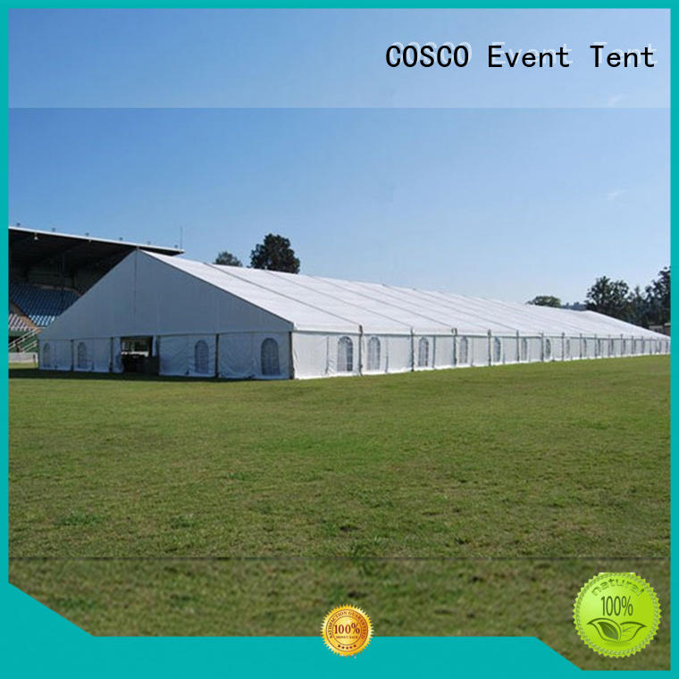 COSCO tentf party tents for sale marketing grassland