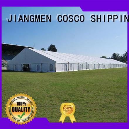 COSCO marquee event tent rain-proof