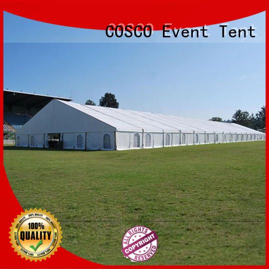 tent structure 40x60m for camping COSCO