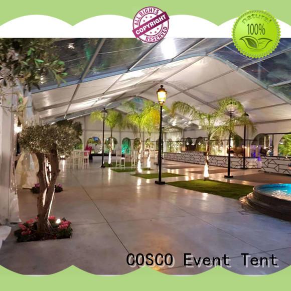 modular aluminium tent for-sale