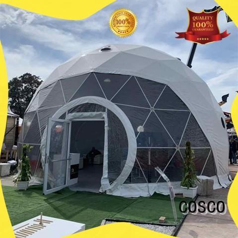 COSCO tent geodesic dome tent grassland