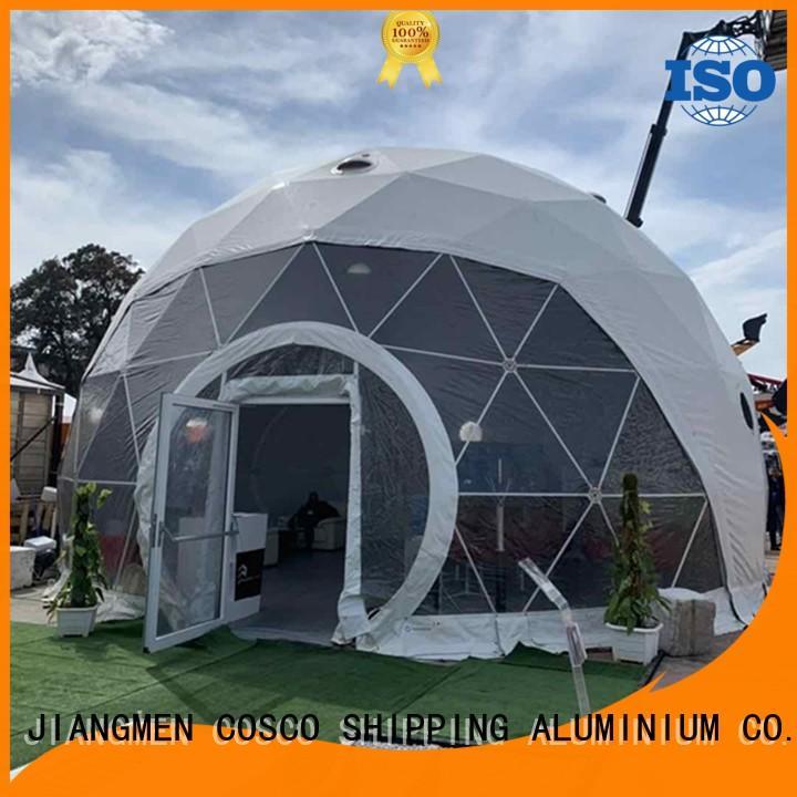 tent durable clear dome tent peak COSCO Brand company