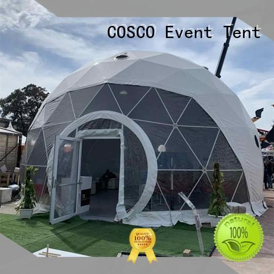 COSCO party dome tent China for party